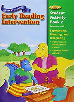 Paperback Early Reading Intervention Student Activity Book Part 2 Book