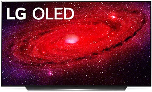 "LG OLED65CXPUA Alexa Built-In CX Series 65"" 4K Ultra HD Smart OLED TV (2020)"