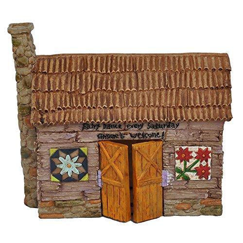 Miniature Fairy Garden Fairy Barn