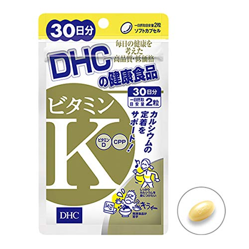 ディー エイチ シー ビタミンK 30日分