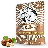 Eiweißpulver für Muskelaufbau | Whey-Protein Pulver & Abnehmen | Proteinpulver Whey |...