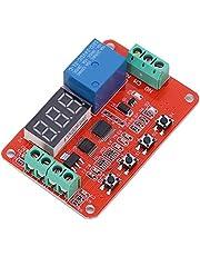 Rango de 0-99,9 V Voltaje de ventana digital DVB01 Pantalla digital Medición de voltaje de funcionamiento 12V/24V para aplicaciones de control(24V)