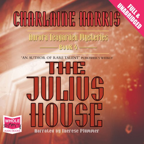 The Julius House cover art