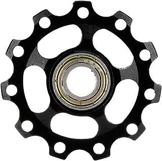 Pumpumly 2 piezas de aluminio sellado rodamientos Jockey MTB rueda de bicicleta rueda de cambio trasero poleas accesorios ...