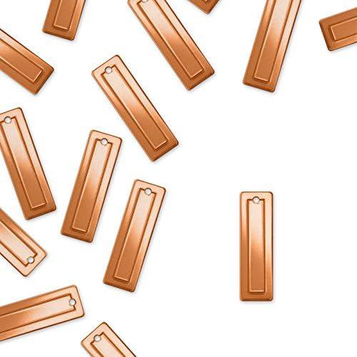 Alternative dealer ImpressArt - Sales of SALE items from new works Premium Metal Stamping S for Blanks Rectangle