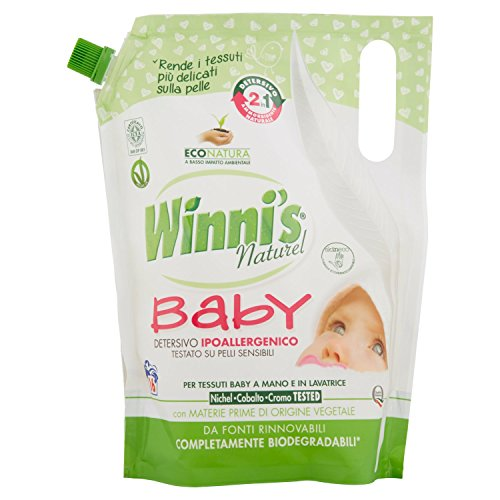 Winni's Naturel Detergente Lavatrice Baby - 800 ml