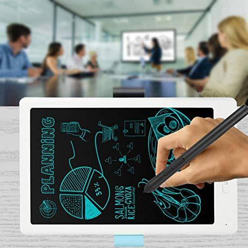 Tablero de pintura Bluetooth de presión de nivel 8192 de 10 pulgadas Tableta de lápiz digital inteligente USB, tableta de dibujo inalámbrica Línea de dibujo Aplicación de teléfono móvil Sincronizar