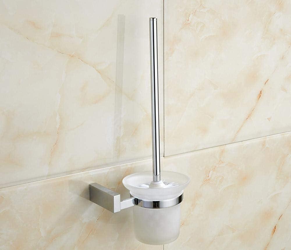 COOLLL Toilet Max 42% OFF Brush All Copper Silver Simple Design Houston Mall Toil