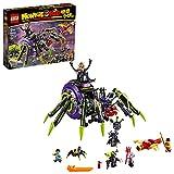 レゴ(LEGO) モンキーキッド スパイダークイーンの最恐基地 80022