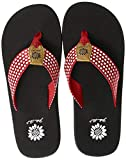 Yellow Box Women's Fromy Flip-Flop Red 9.5 M US