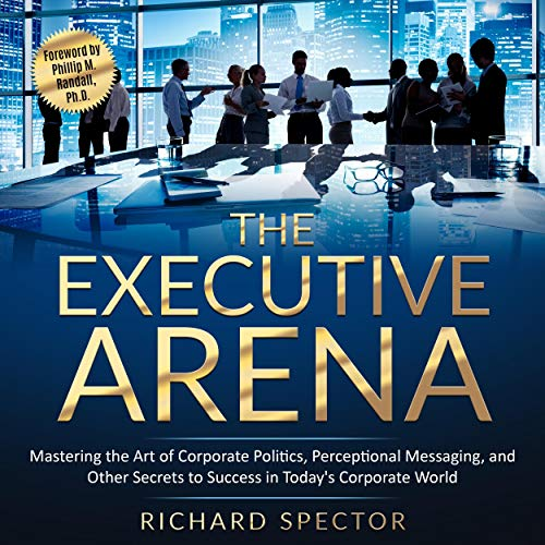 The Executive Arena audiobook cover art