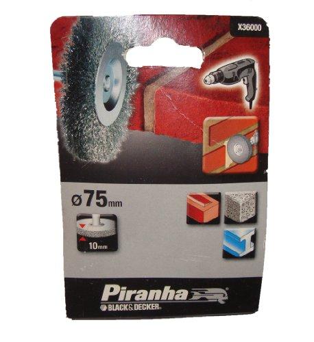Plano m56837 – Brosse fil Piranha 75 x 10