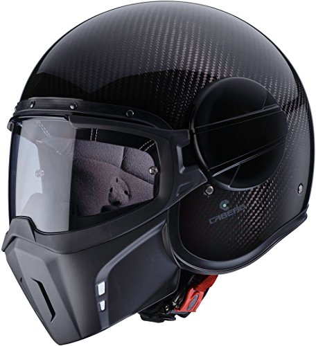 Caberg CASCO JET GHOST CARBON M