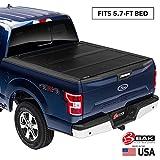 BAK BAKFlip FiberMax Hard Folding Truck Bed Tonneau Cover | 1126227 | Fits 2019 - 2021 Dodge Ram 1500 5' 7' Bed (67.4')