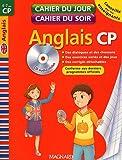 Cahier du jour / soir anglais CP (1CD audio)