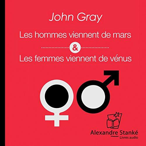 Couverture de Les hommes viennent de Mars, les femmes viennent de Vénus