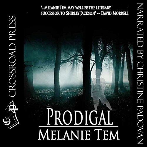 Prodigal audiobook cover art