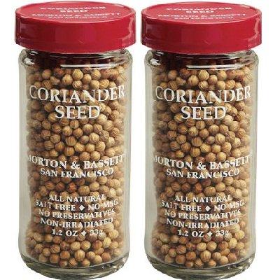 Morton Bassett Coriander 1.2OZ Seed Cash special San Diego Mall price 12x