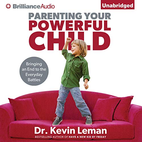 Parenting Your Powerful Child cover art