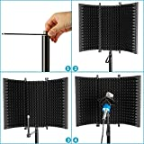 Zoom IMG-1 neewer professionale microfono schermo di
