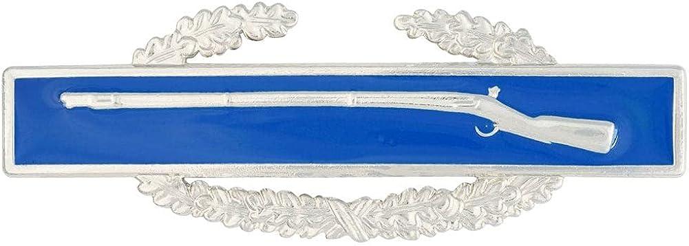 Army 100% quality warranty Combat Infantry Badge CIB unisex Finish Full Size Mirror