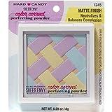 Hard Candy Sheer Envy Color Correct Perfecting Powder, 1245 Matte Finish