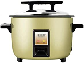 Commerciële rijstkoker grote capaciteit ouderwetse grote rijstkoker non-stick liner anti-drogen rijstkoker kookgerei gesch...