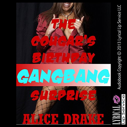 The Cougar's Birthday Gangbang Surprise cover art