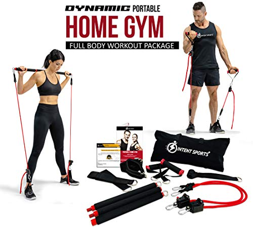 INTENT SPORTS Portable Home Gym ...