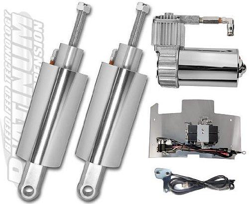 Platinum Air Suspension Twin Cam Softail Simple System