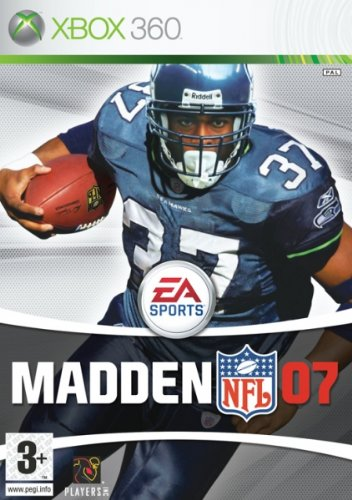 Electronic Arts Madden NFL 07, Xbox 360 - Juego (Xbox 360)