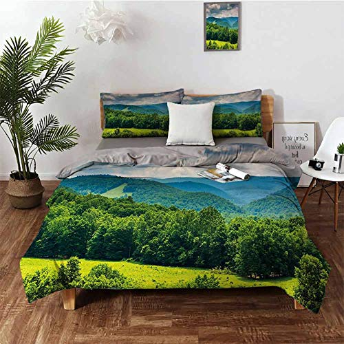 Highland Twin Duvet Cover - 9