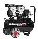 Cevik CA-PRO25SILENC Compresor silencioso 24 litros 1.5...