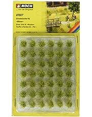 """NOCH- Grass Tufts Meadow Landscape Modelling (X-Large) Manojos de Hierba XL """"Pradera"""" (7027)"""