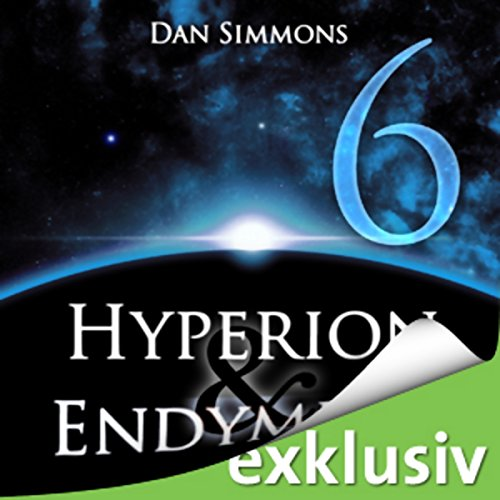 Hyperion & Endymion 6 audiobook cover art