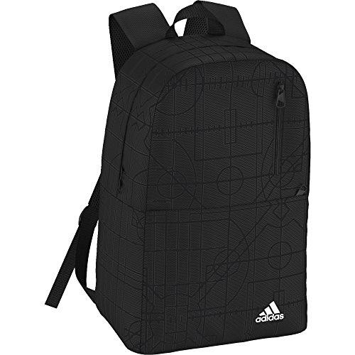 adidas Uni Versatile Graphic Rucksack, Multco/Black/Utiblk, 46 x 28 x 16 cm, 20.7 Liter