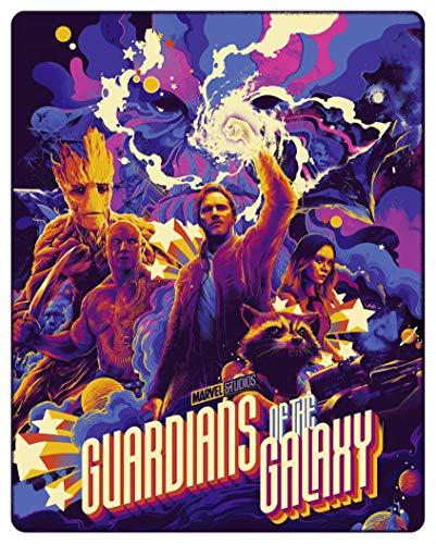 Les Gardiens de la Galaxie [4K Ultra HD + Blu-Ray-Édition boîtier SteelBook]