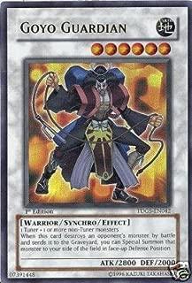 Yugioh TDGS-EN042 Goyo Guardian Ultra Rare Card [Toy]