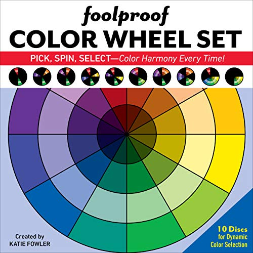 Foolproof Color Wheel Set: 10 Discs for Dynamic Color Selection