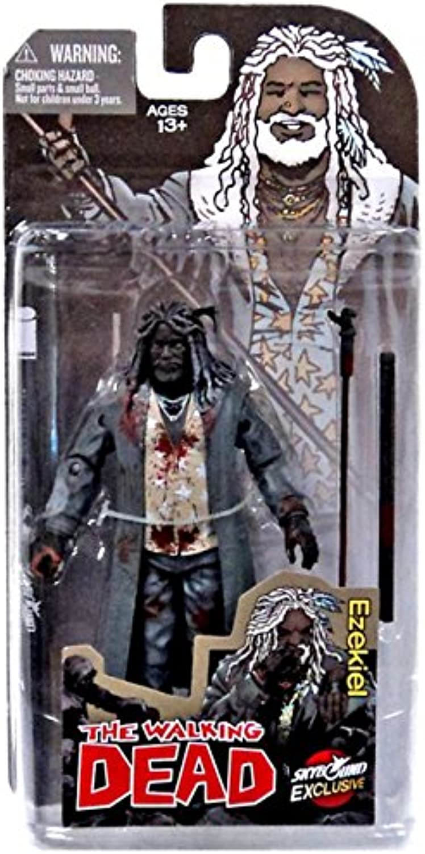 McFarlane Toys The Walking Dead Comic Book Ezekiel Action Figure [Bloody