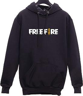Blusa Moletom Canguru Unissex Free Fire Gamer Jogo