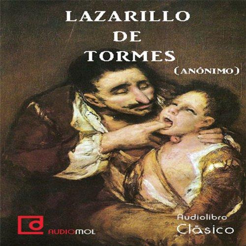 Lazarillo de Tormes audiobook cover art