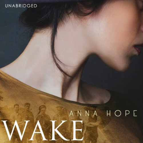 Wake audiobook cover art