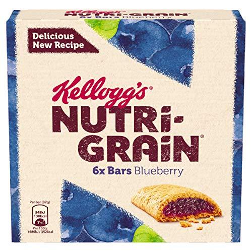 Kelloggs nutrig Rain Mirtillo 6Confezione da 222G
