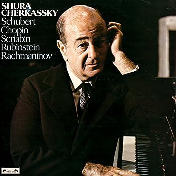 Schubert: Piano Sonata No.13 / Chopin: Preludes