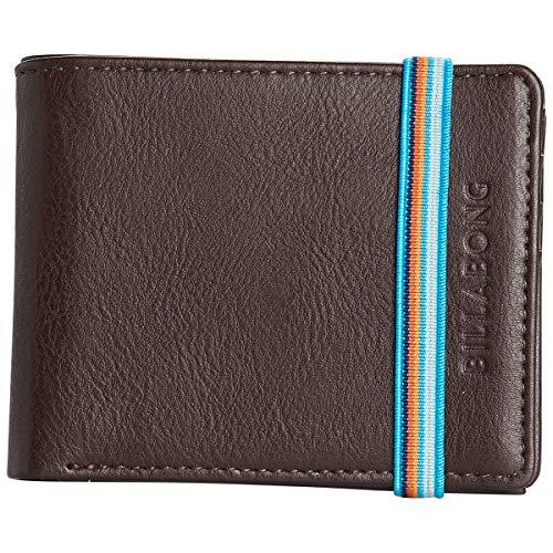Billabong™ Locked Id - Locked ID Leather Wallet for Men - Männer