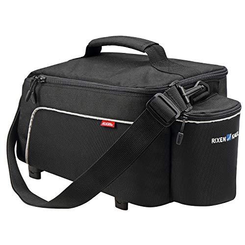 Rixen und Kaul Unisex– Erwachsene Rackpack Light Gepäckträgertasche, schwarz, Uni