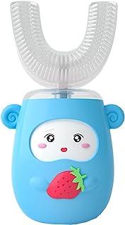 Elektryczna szczoteczka do zębów dla dzieci 360 ° Czyszczenie IPX7 klasy spożywczej silikonowa główka szczoteczki Śliczny ...