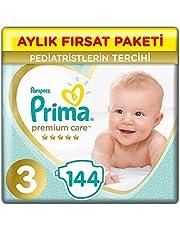 Prima Bebek Bezi Premium Care 3 Beden Midi