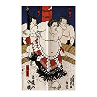 Jbralid 入り口のカーテン 相撲イラスト カーテン,きれいなインテリア